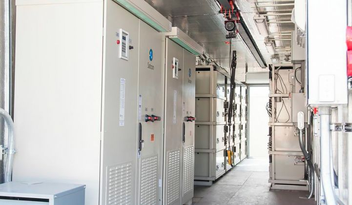 E.ON Joins AEP in $18M VC Investment in Greensmith to Grow Grid-Scale Energy Storage