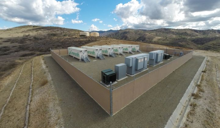 Batteries are now getting paired with hydropower, wind, solar and gas.