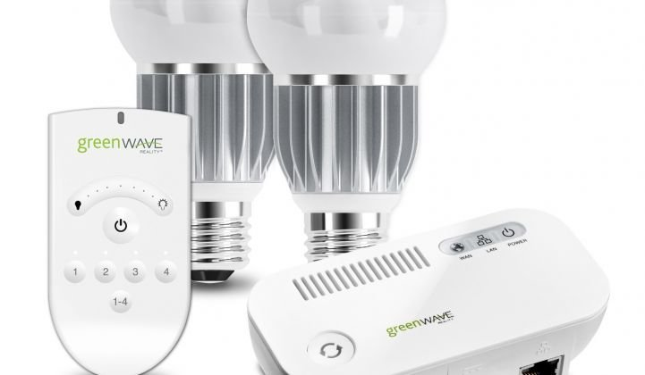 The IPv6-Addressable Light Bulb Goes On Sale