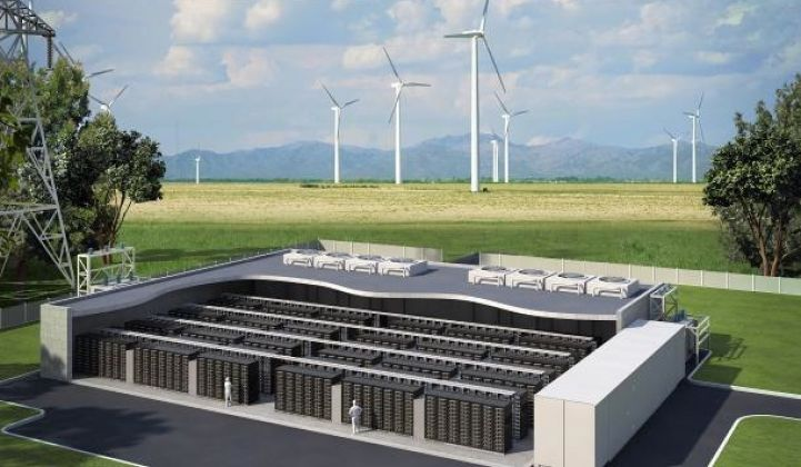 California Sets 50MW Target for Grid Energy Storage
