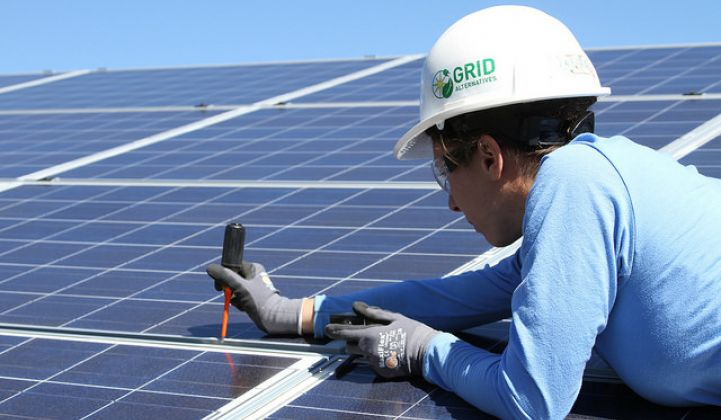 Grid Alternatives Sues SunEdison for $2.3 Million in Unpaid Donations