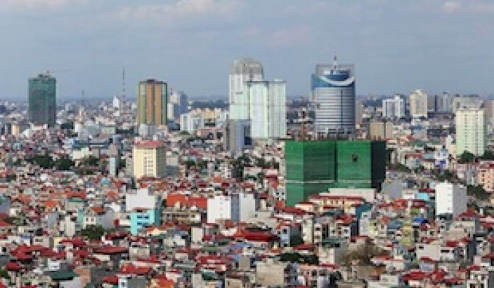 Efficiency Needs to Play a Bigger Role in Vietnam's Fast-Growing Cities