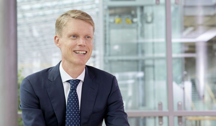Poulsen will remain on Ørsted's board after he stands down as CEO. (Credit: Ørsted)