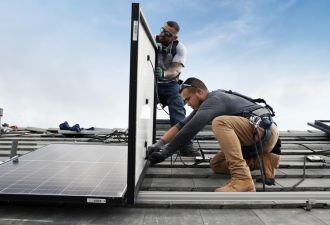 Solar loan providers are among the fastest-growing private companies in the United States.