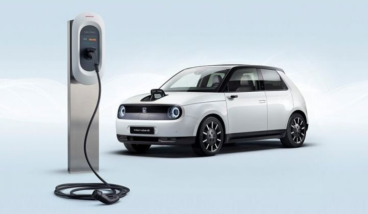 Moixa and Honda will roll-out the e:PROGRESS smart charging platform in Europe this year. (Credit: Honda)