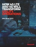 How 4G LTE and 5G Will Transform Utility Operations