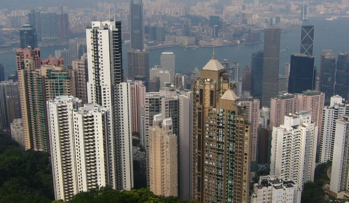 Hong Kong's CLP Picks Itron and Cisco for Smart Grid Pilot