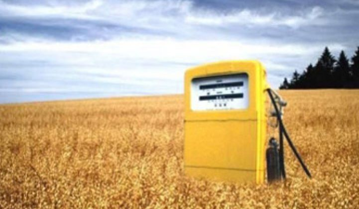 Guest Post: How to Get Biofuels Moving Again
