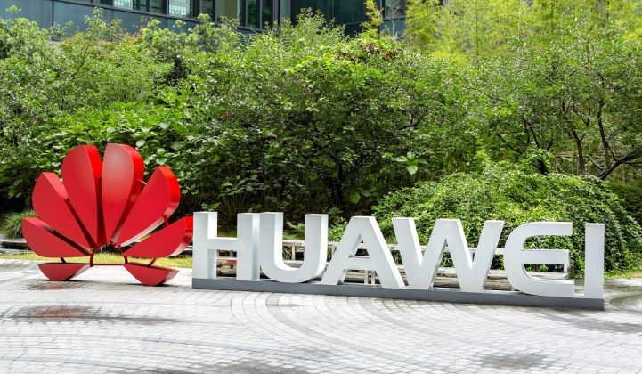 Huawei, the world's leading supplier of PV inverters, was already under intense political scrutiny in the U.S.