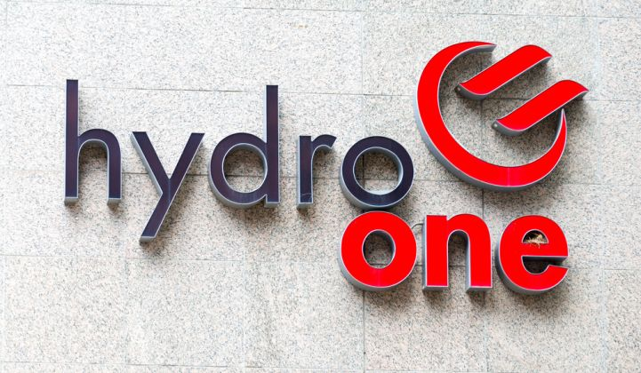 Ontario's Hydro One Makes a $5.3B Offer for Avista