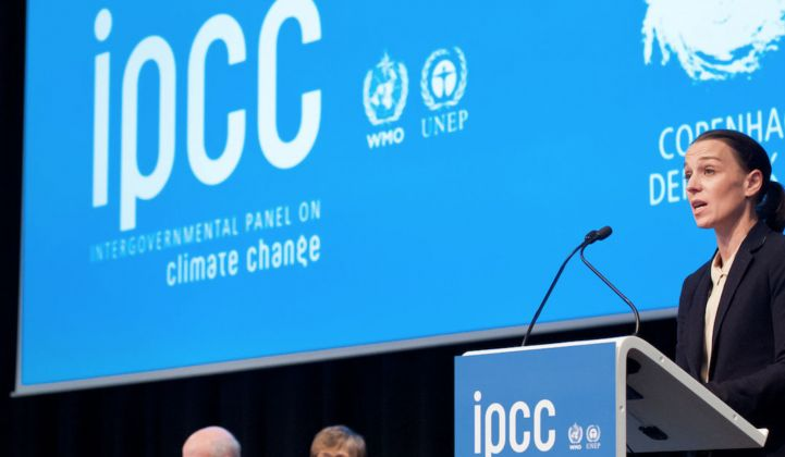 How do we read into the UN's latest climate report?