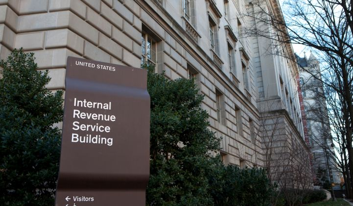 The IRS Plans to Issue New Regulations for the Investment Tax Credit