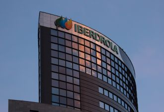 Iberdrola's green hydrogen plans call for 800 megawatts of production, which is 20 percent of Spain's 2030 target. (Credit: Iberdrola)
