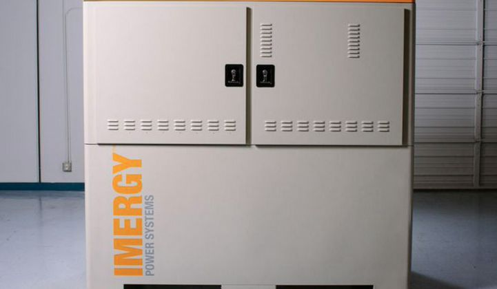 SunEdison's Collapse Casts Doubt Over Imergy's Battery Storage Sales in India