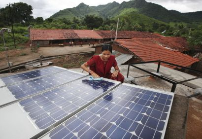 Can India Lead the Global Minigrid Market Like China Did With Solar PV?
