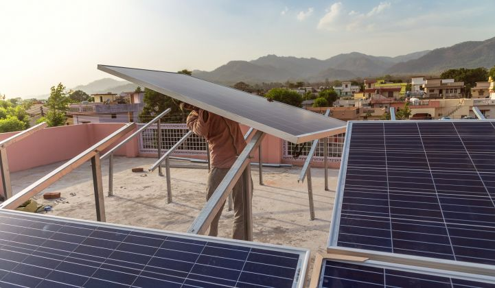 India's solar development is booming. But prices may not be realistic.