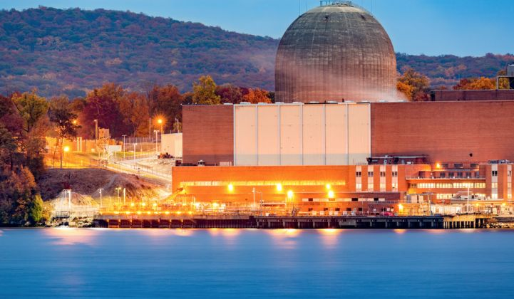 When Indian Point Shuts Down, Will Storage or Efficiency Save the Day?
