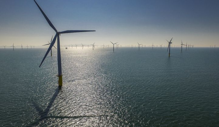 U.S. offshore wind is expected to see a compound annual growth rate of more than 50 percent.