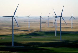 Missouri has lagged other Midwestern states in tapping its wind resource. (Credit: Invenergy)