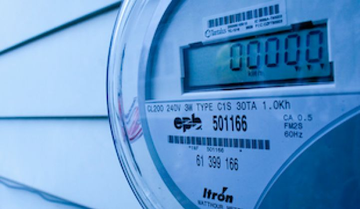 Itron and Utilidata Launch a Grid Voltage Control 'App' for Next-Generation Smart Meters