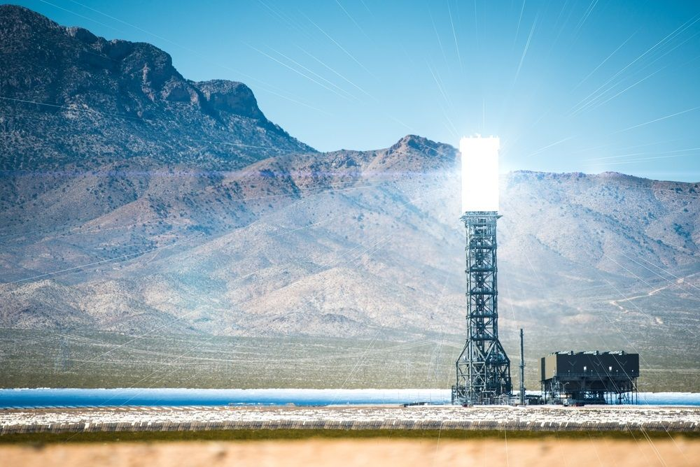 The 392 MW Ivanpah facility is among the world's largest operating CSP plants.