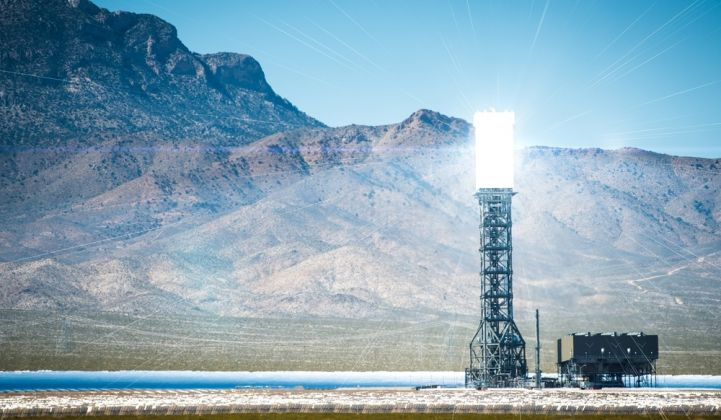 Concentrated solar power (CSP) hasn't been able to compete against ever-cheaper PV, but an upcoming auction in Chile could offer CSP developers some hope.