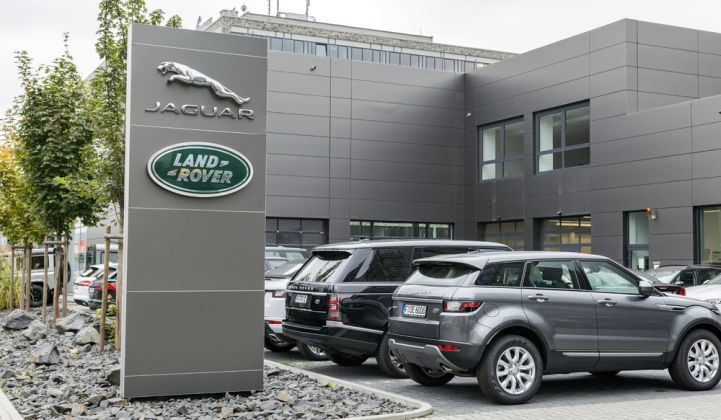 Batteries for Jaguar's next-generation
