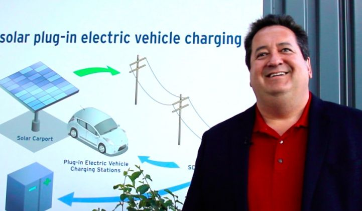 SDG&E's James Avery on the Promise of EVs and the Pitfalls of Solar