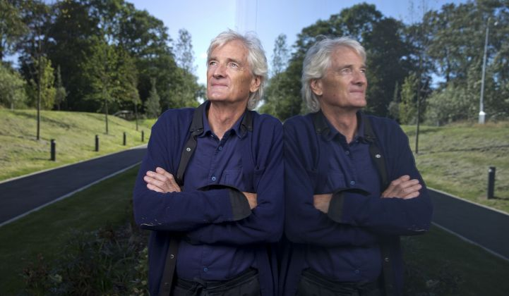 Sir james dyson electric vehicle manufacturing.