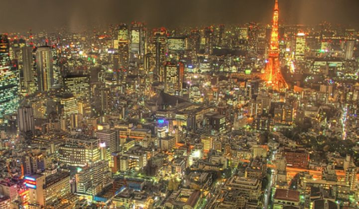 Schneider and Energy Pool to Help Japan Fill Its Energy Gap With Demand Response