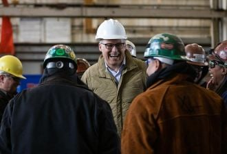 Washington Governor Jay Inslee is running for president in 2020 on a climate change platform.