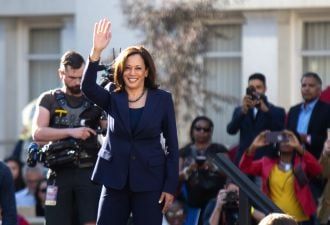 California Senator Kamala Harris has joined the 2020 Democratic presidential ticket.