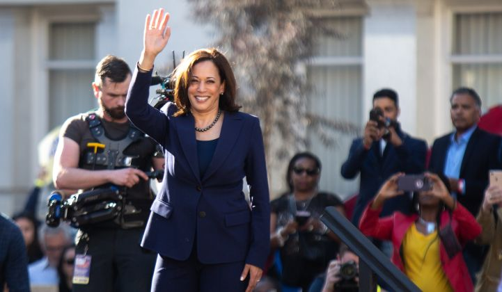 Kamala Harris 'nasty, Disrespectful' to Joe Biden, Suprised by VP Pick