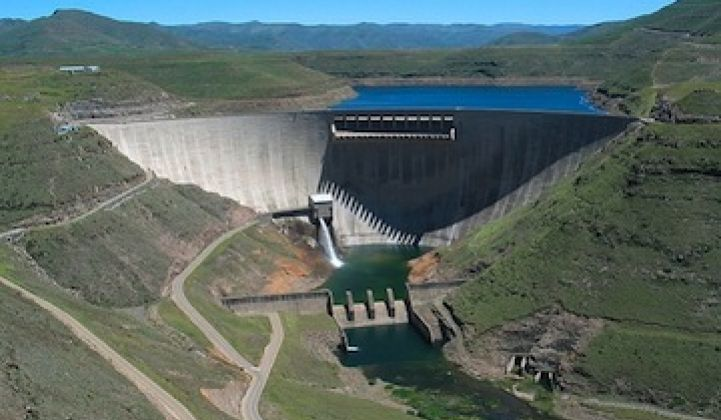 Hydro Grows Around The World, And IEA Wants More
