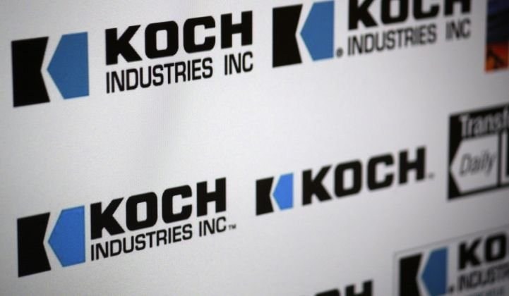 We look at the Koch industrial and political empire.