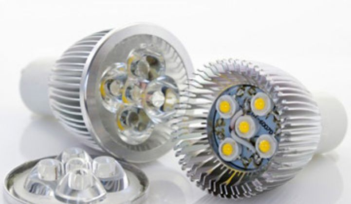 Report Predicts LED Price Will Be Cut in Half by 2020