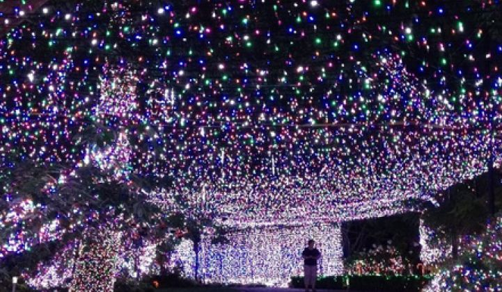 4 Ways LEDs Are Brightening the Holiday Season for Cleantech