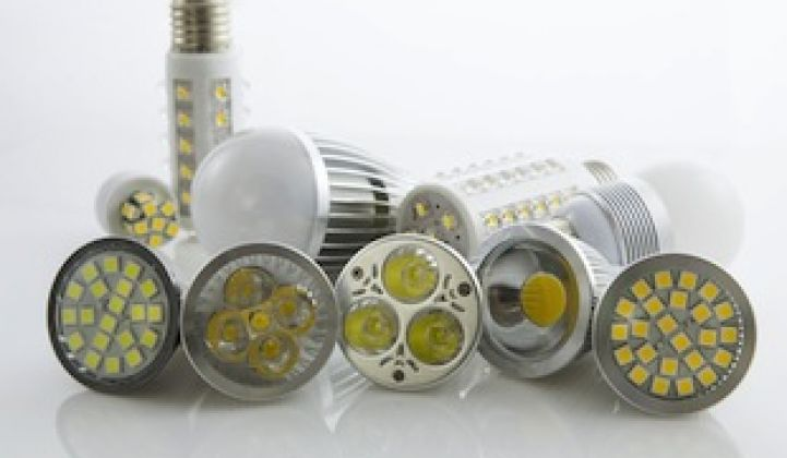 The Landscape for Mergers and Acquisitions in LED Lighting