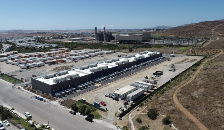 World's Largest LS Power Battery Storage System Comes Online