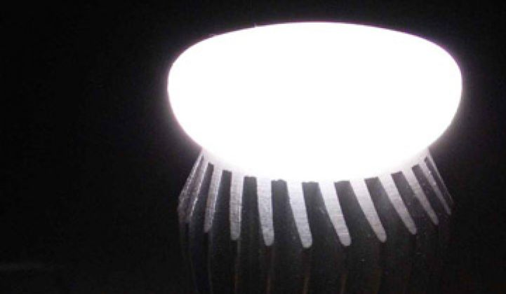 Google, Lighting Science to Create Android Bulb