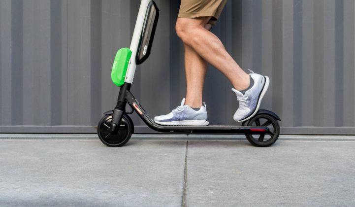 Lime is one of a handful of companies racing to put electric scooters and bikes on city streets.
