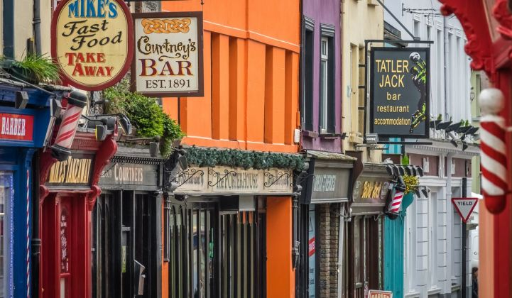 Limerick, Ireland is bringing energy-efficiency measures to neighborhoods with old buildings.