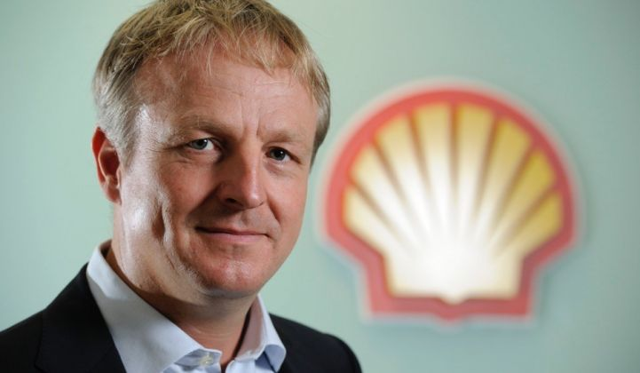 If Shell isn't in the clean power business, the company will