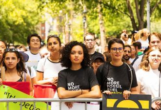 Young people around the world prepare to take to the streets for a global climate strike on September 20.