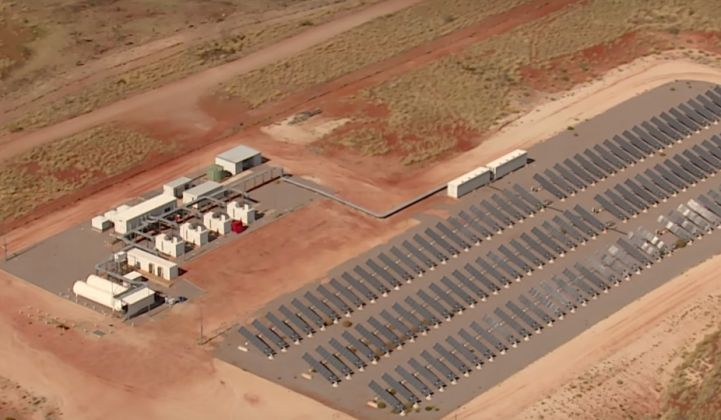 Microgrids With 50 Percent Solar Do Not Need Storage
