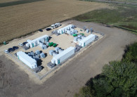 GlidePath's experiences in the PJM market include the Marengo project in Illinois, pictured here.