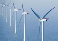 Masdar Bets on Massive Offshore Wind Park