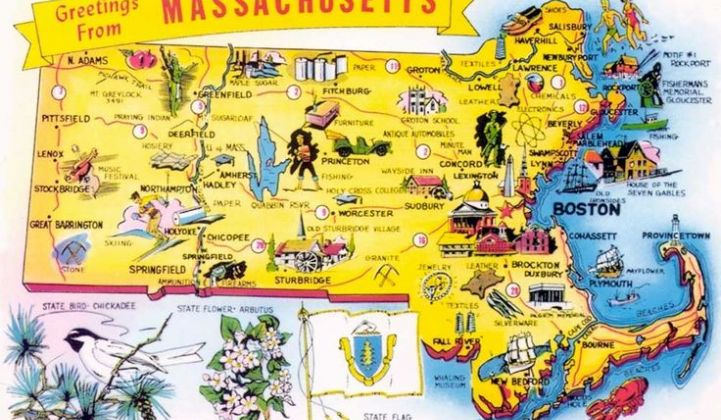 The Long-Awaited Massachusetts Energy Storage Target Has Arrived