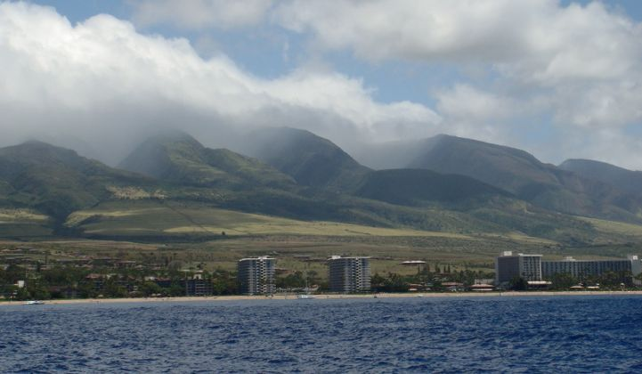Silver Spring and the Smart Grid Fantasy Island of Maui