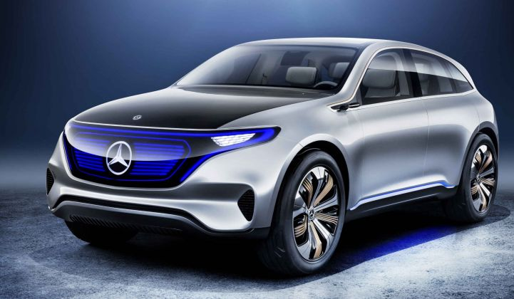 Mercedes Plans to Invest $1 Billion in an Electric SUV-Plus-Battery Plant in Alabama